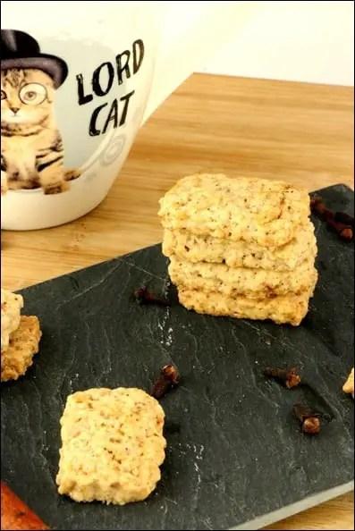 biscuits épices noel