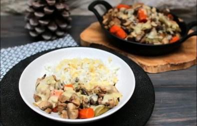 blanquette de veau traditionnelle