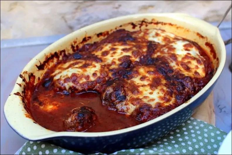 boulettes de bœuf moelleuses