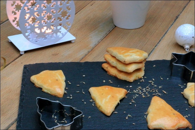 biscuits anis noel