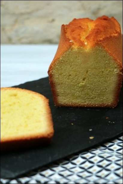 cake citron rhum