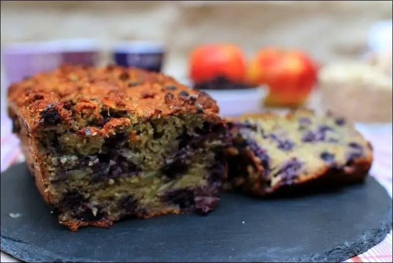 cake flocons d'avoine