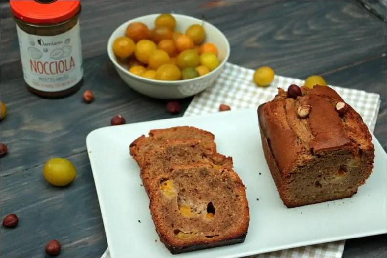 cake mirabelle recette