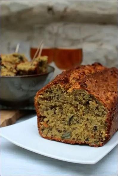 cake aux graines