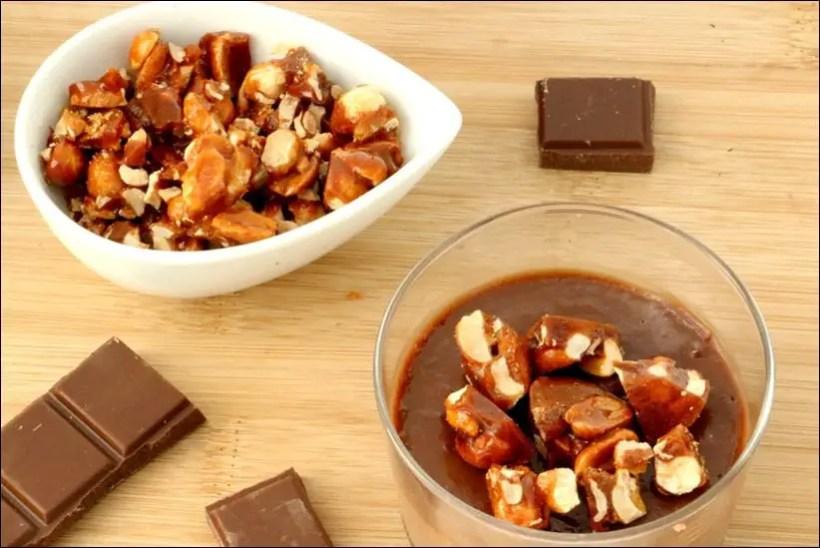 crème chocolat maison