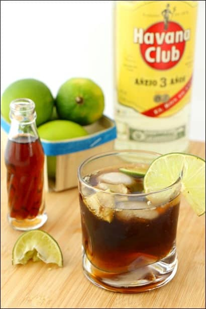 cuba libre boisson