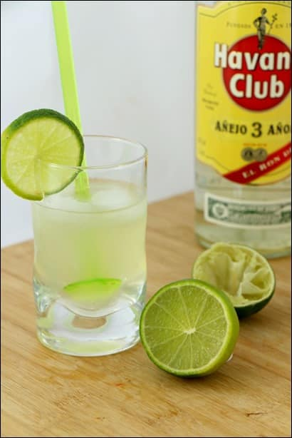 daiquiri citron