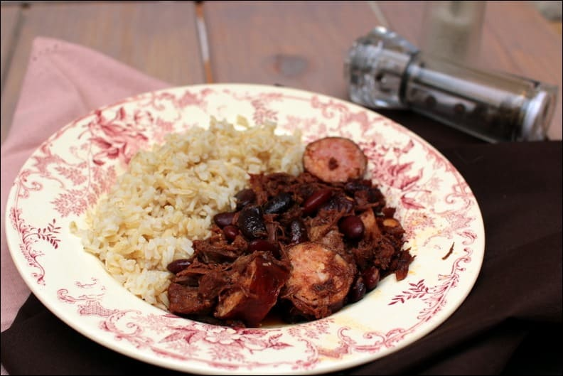 Feijoada (cassoulet portugais et brésilien)