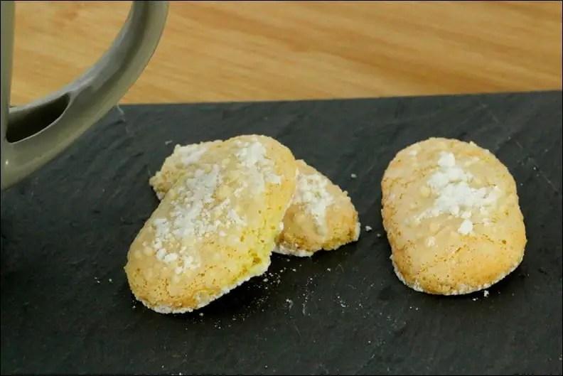 biscuits cuiller