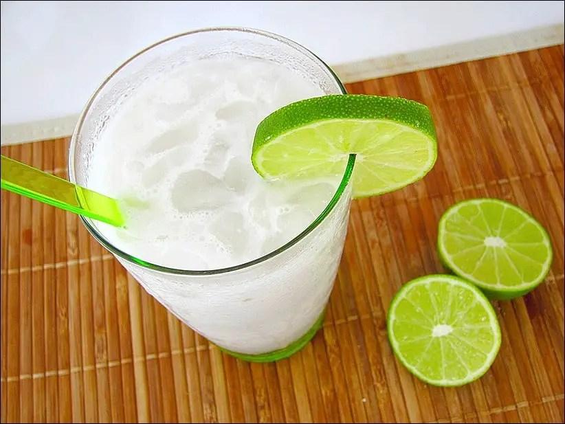 citronnade citron coco