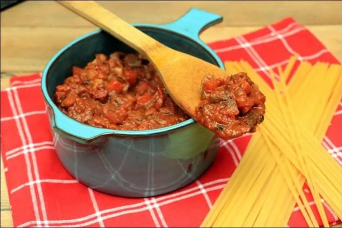 sauce bolognaise de bologne