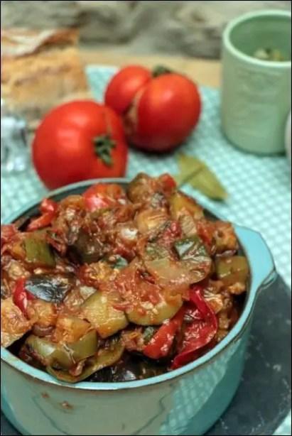 recette ratatouille à la provençale