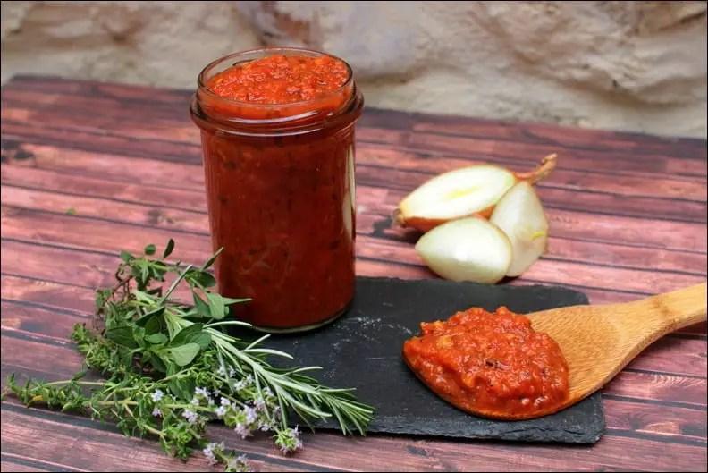 sauce tomate Marinara