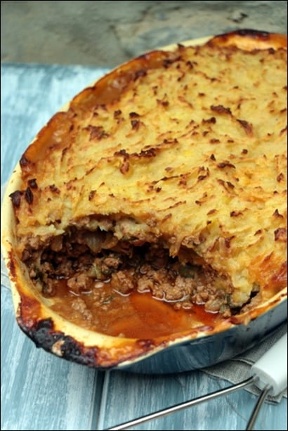 sheperd's pie de Gordon Ramsay