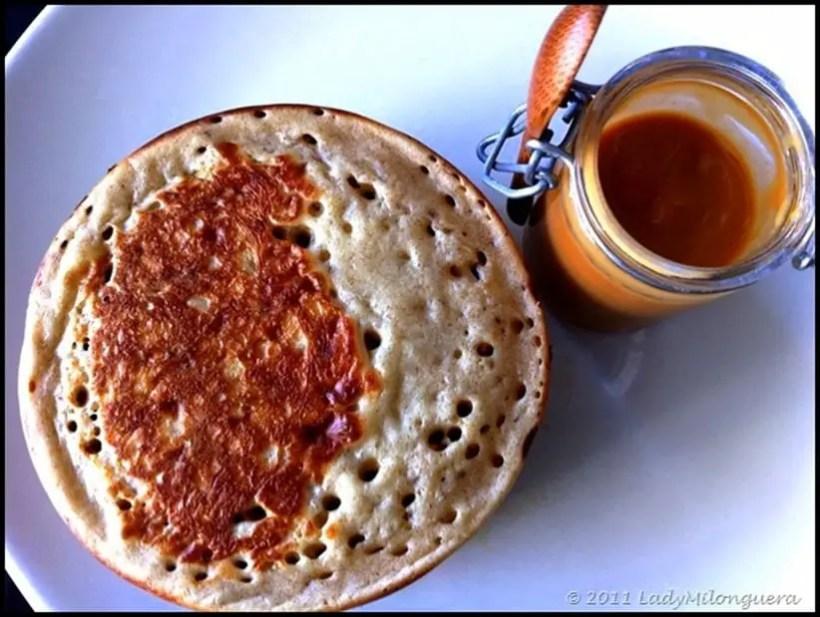 pancakes américains ultra-moelleux