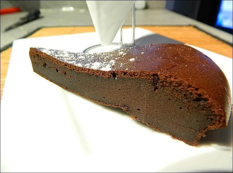 fondant chocolat de cyril lignac