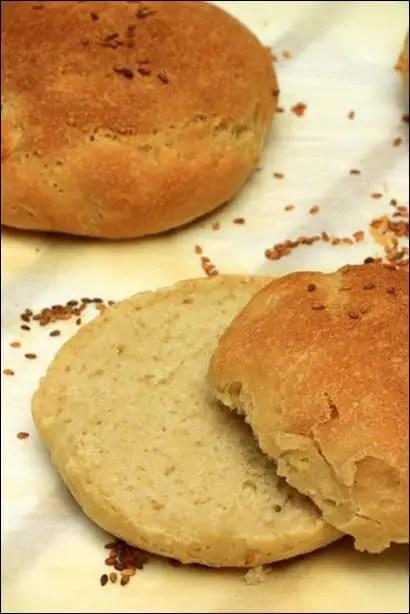 pain pour hamburgers buns recette