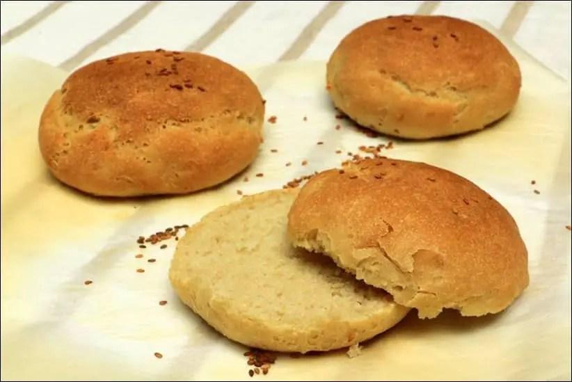 pains buns spécial burgers