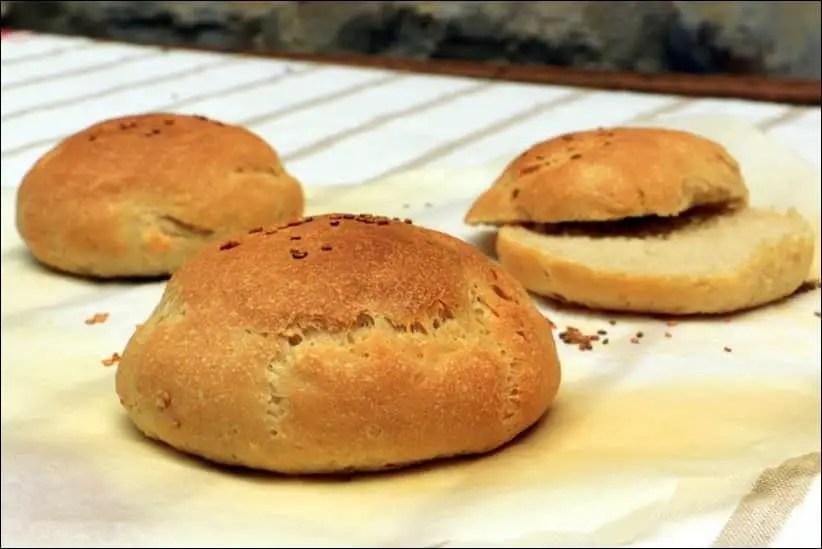 pain pour burger extra moelleux