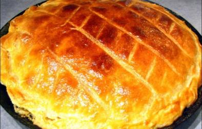 Pithiviers amandes
