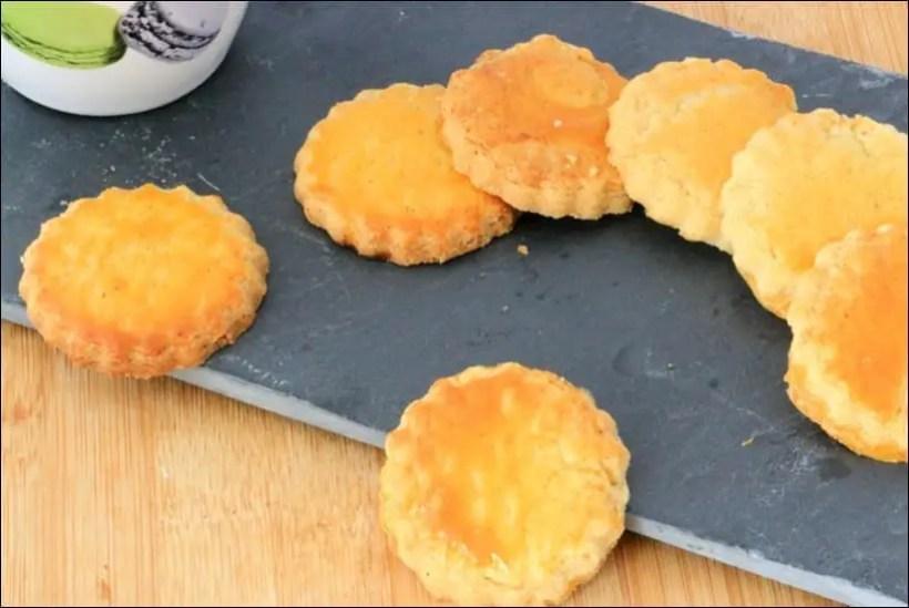 galettes bretonnes recette