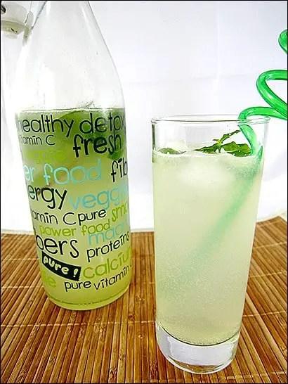 limonade a la fleur d'oranger