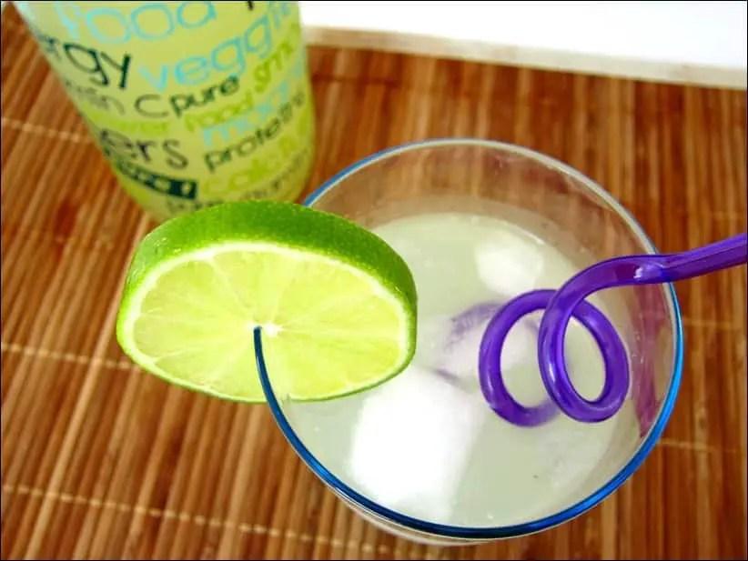 limonade citron jaune et citron vert
