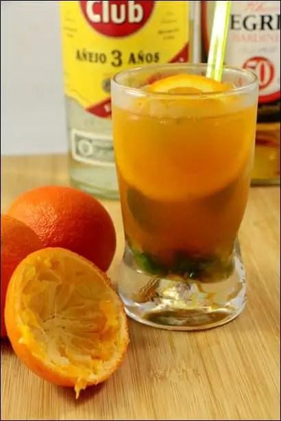 mojito rhum clementine
