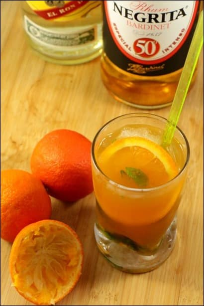 mojito clementine