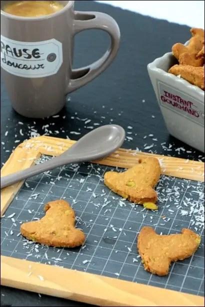 biscuits aux pistaches