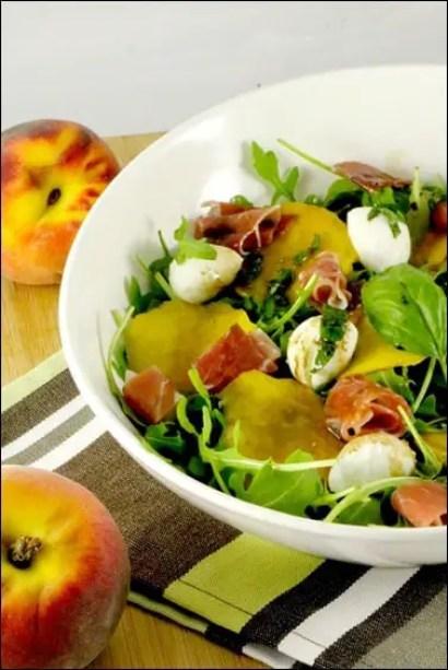 salade caprese Jamie Oliver