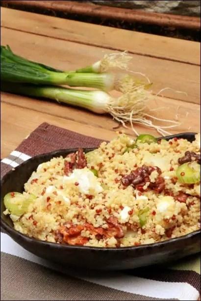 salade quinoa a la feta