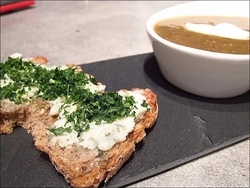 soupe lentilles du Puy