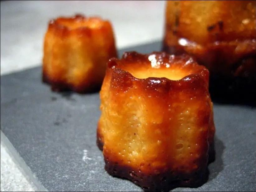 cannelés bordelais recette traditionnelle