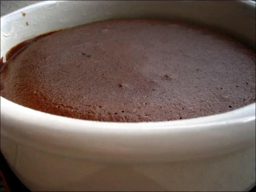 fondant chocolat beurre salé