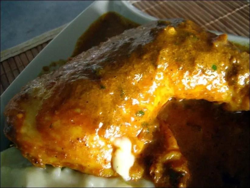 poulet lait de coco gingembre curry