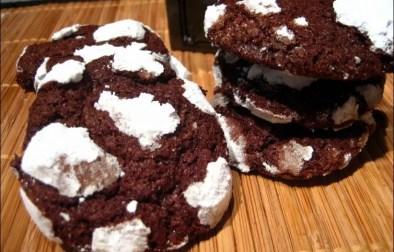 biscuits craquelés fondants de Martha Stewart