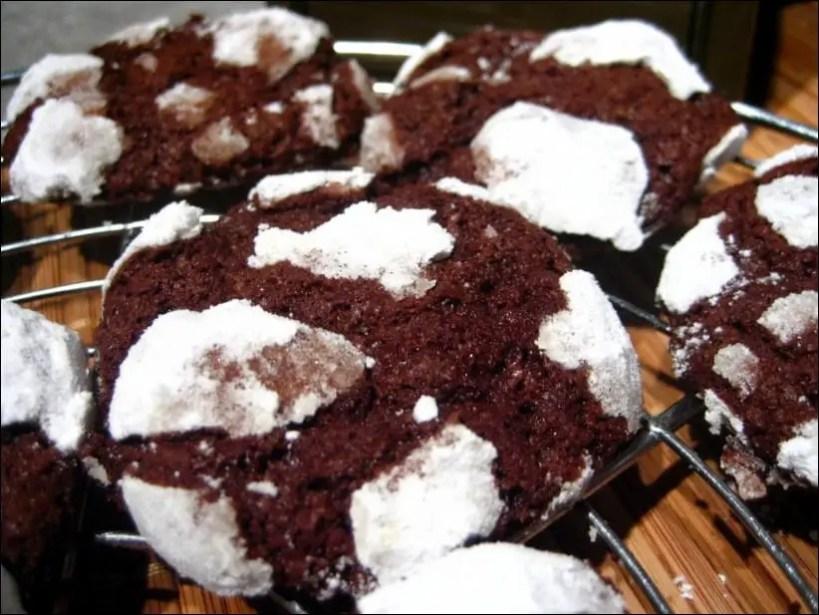 craquelés chocolat martha stewart