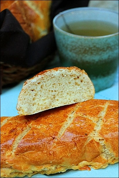 pain viennois de chef