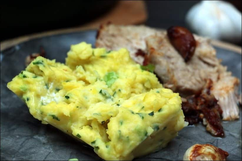 champ plat irlandais