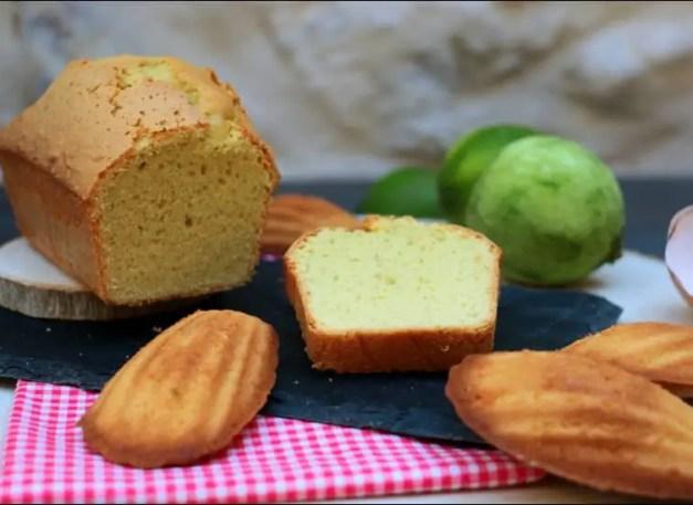 gâteau madeleine d'Alexandre Dumas