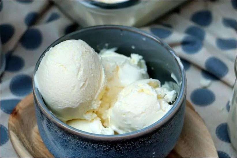 glace yaourt bulgare