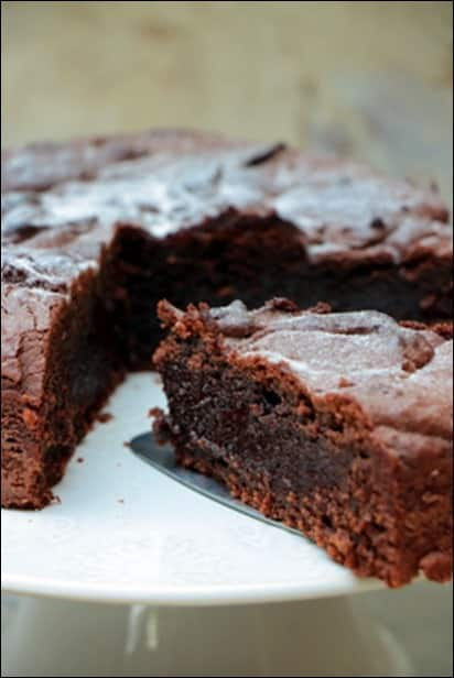 fondant chocolat 4 oeufs