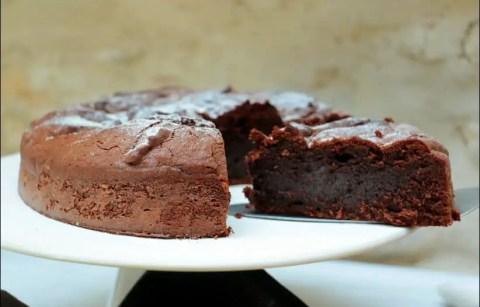 torta caprese recette