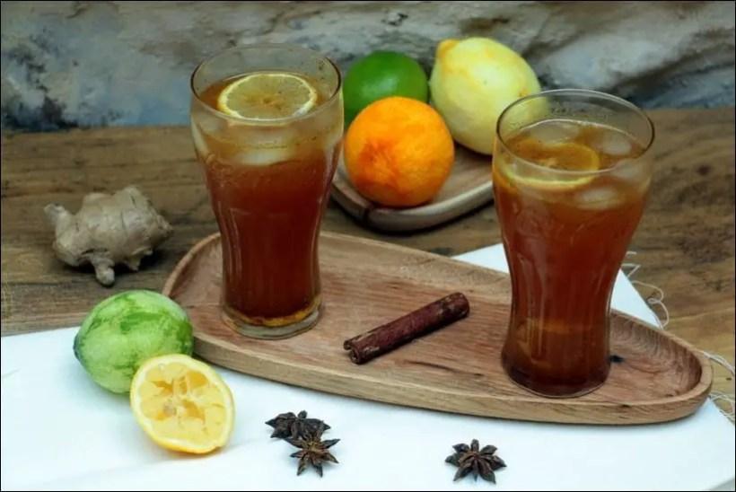 coca cola recette