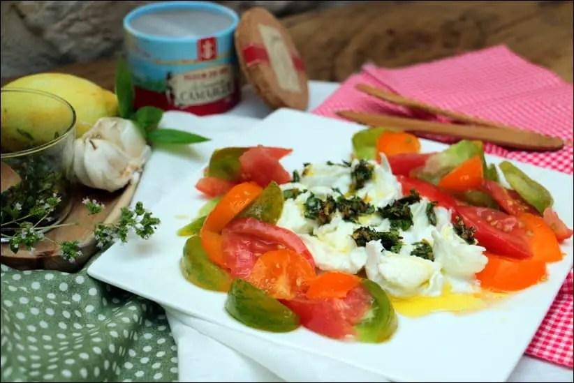 tomate mozzarella chef