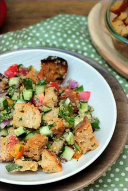 salade quinoa végétarien