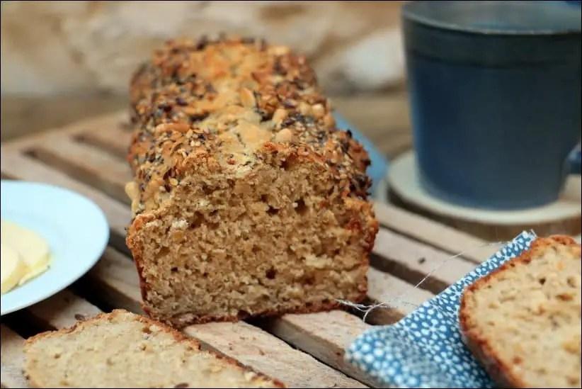 pain healthy petit dejeuner