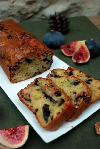 cake figue fraiche