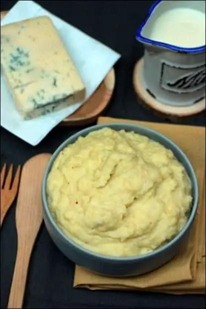 purée pomme de terre fromage